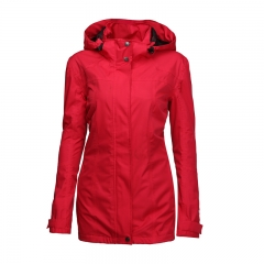 Breathable Women Windbreaker
